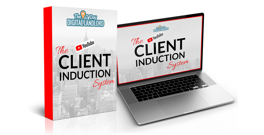 Upsell 3 - The YouTube Client Induction System - $497